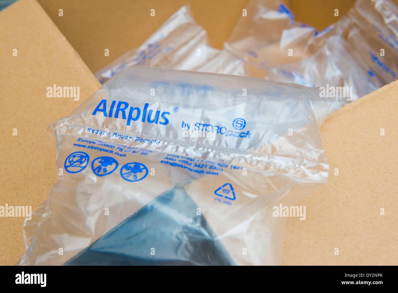 Emballage AIRplus Photo Stock