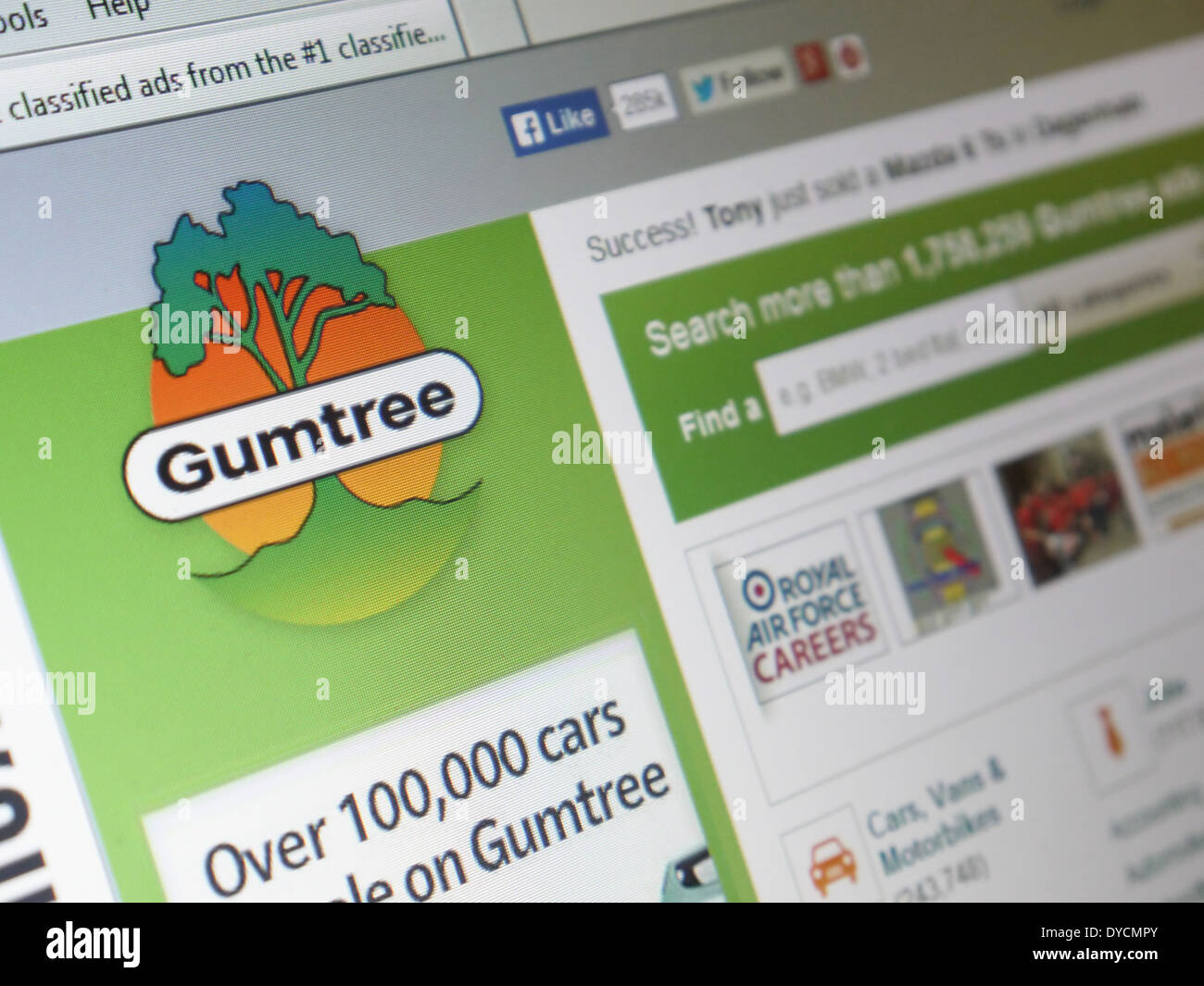Gumtree datant alternative Royaume-Uni