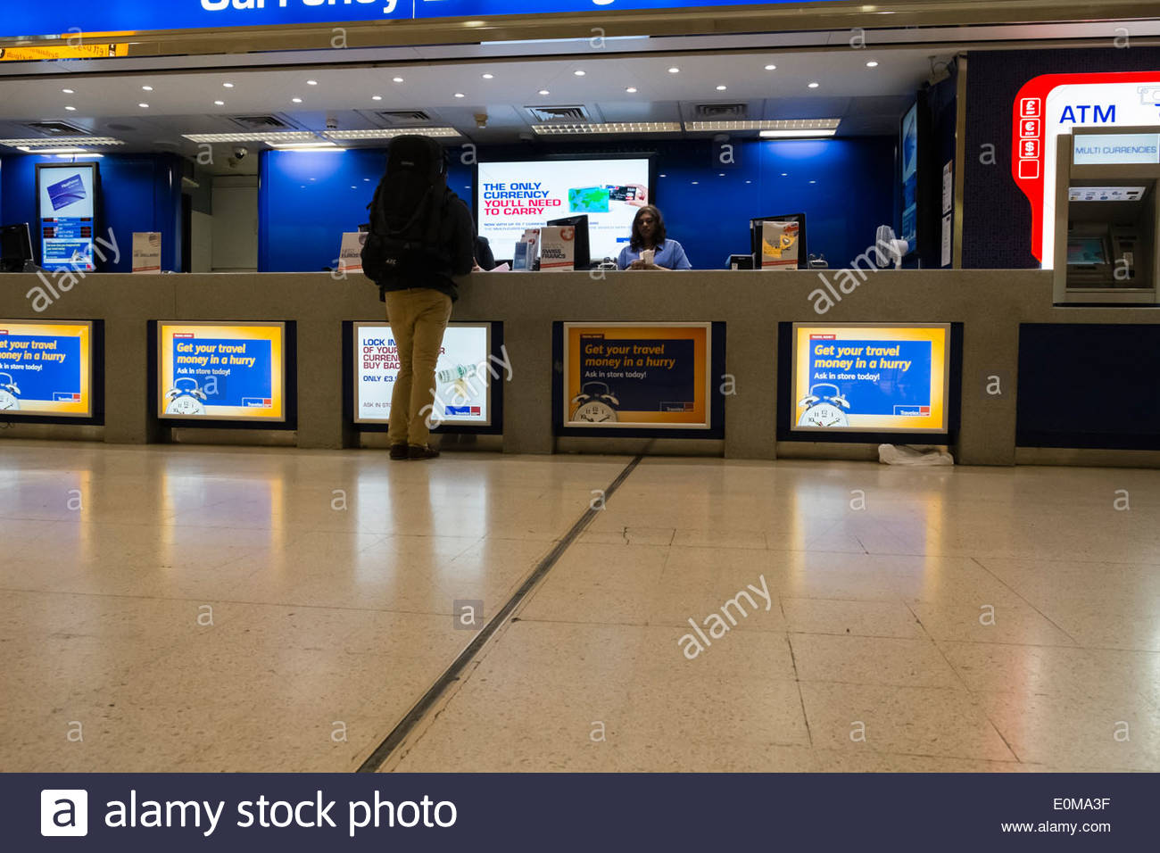 travelex airport photos travelex airport images alamy. Black Bedroom Furniture Sets. Home Design Ideas