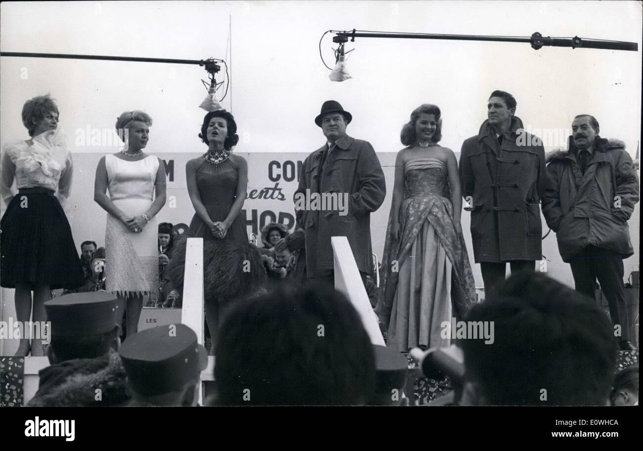 Amadee Chabot 01 janvier, 1963 - l t r. janis paige, lana turner, anita