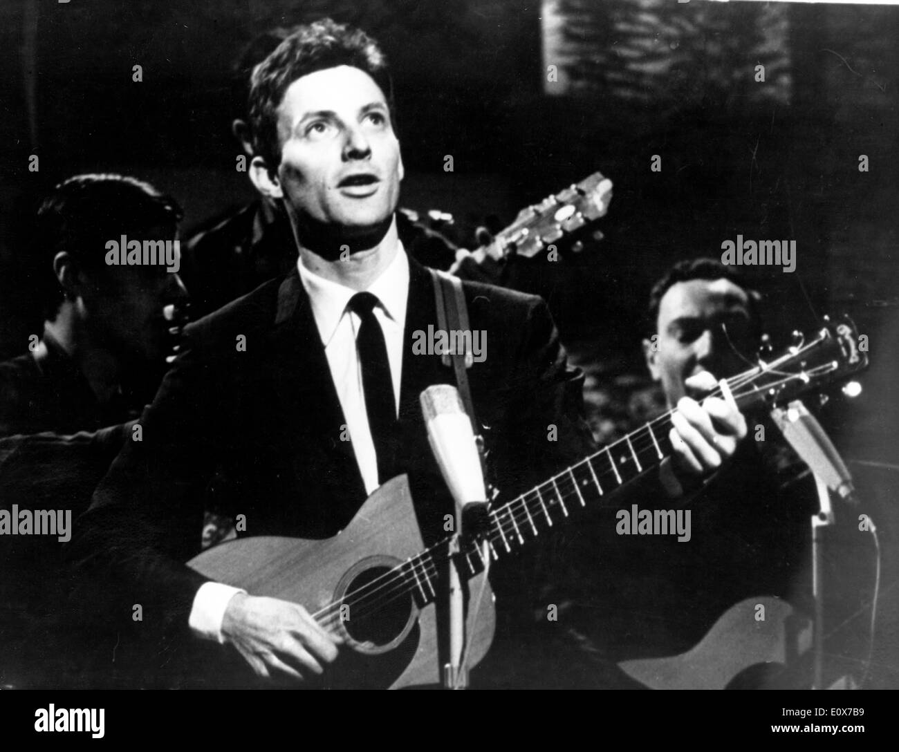 French Pop Singer Photos & French Pop Singer Images - Alamy