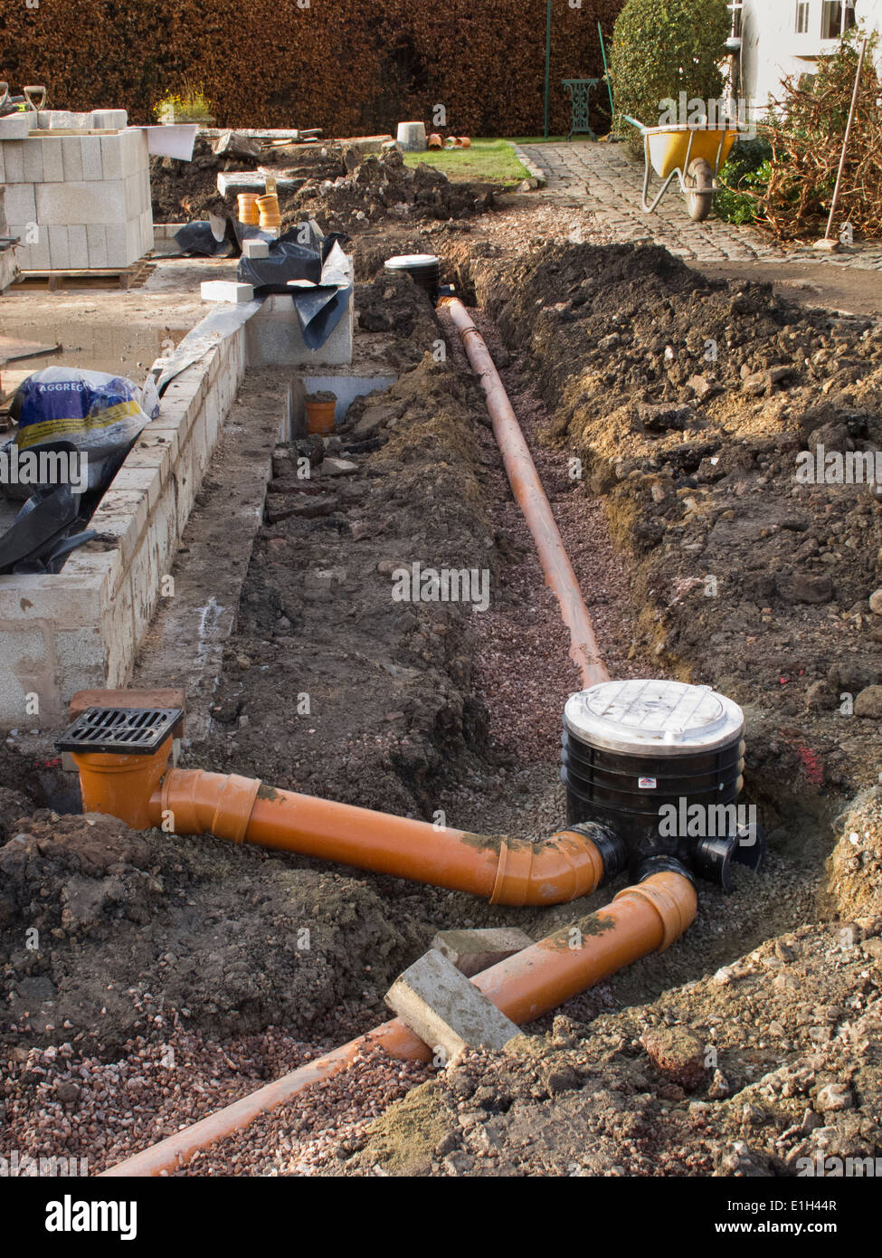 Tuyau drainage maison ventana blog - Maison autonome prix ...