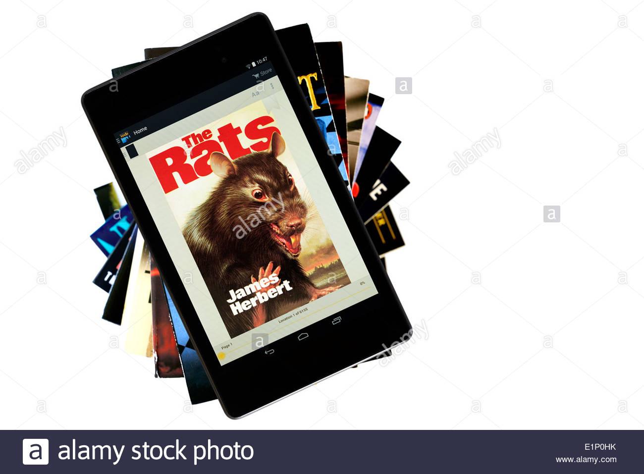 James Herbert Le Roman D Horreur Des Rats Couverture De