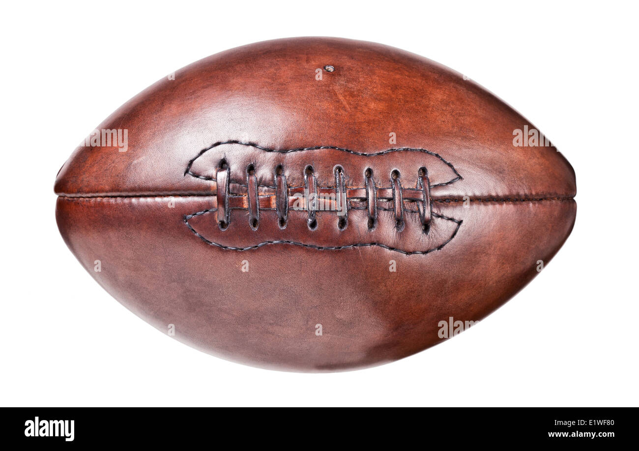 d7b9b3ca10423 Vintage Rugby Ball Photos & Vintage Rugby Ball Images - Alamy