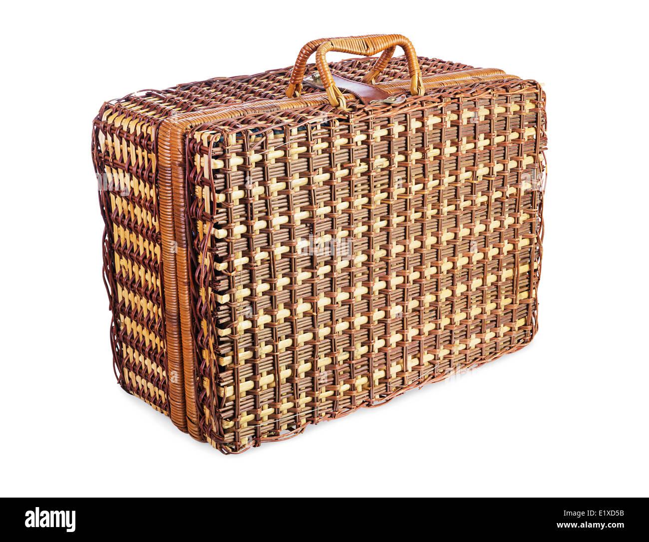 wooden suitcase photos wooden suitcase images alamy. Black Bedroom Furniture Sets. Home Design Ideas