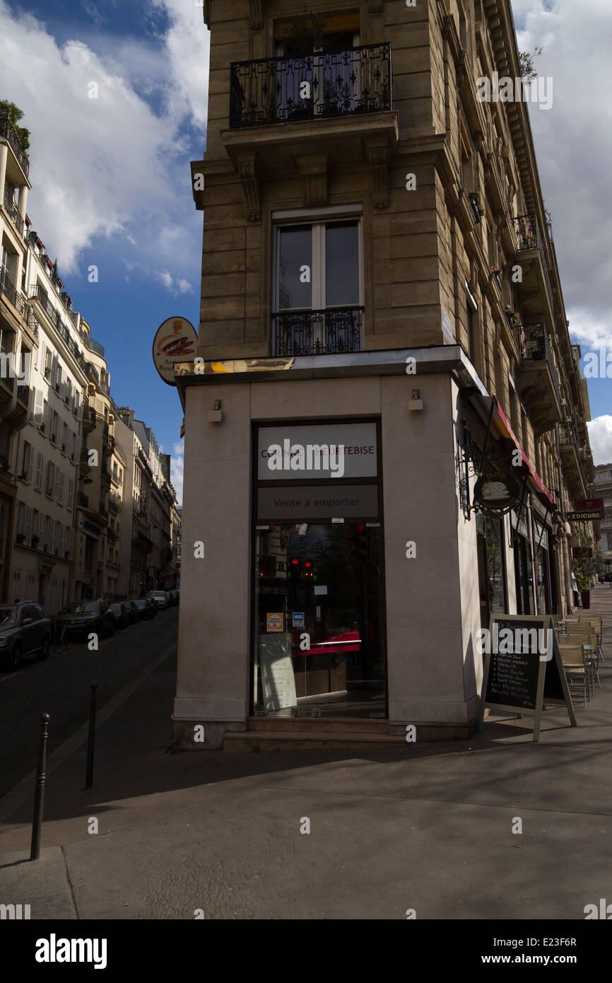 L Angle De La Rue Troyon Et De L Avenue Mac Mahon Paris Ou