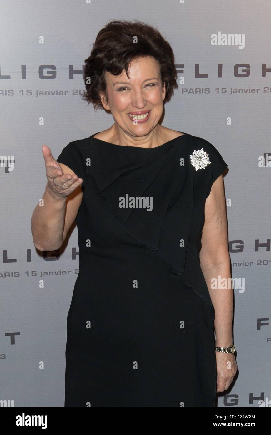 Roselyne Bachelot Banque d'image et photos - Alamy