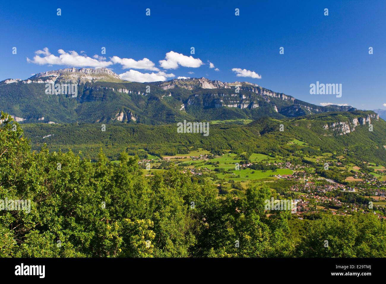France, Isère, la Grande sure, le Parc naturel régional de Chartreuse (Parc naturel régional de Chartreuse) Photo Stock