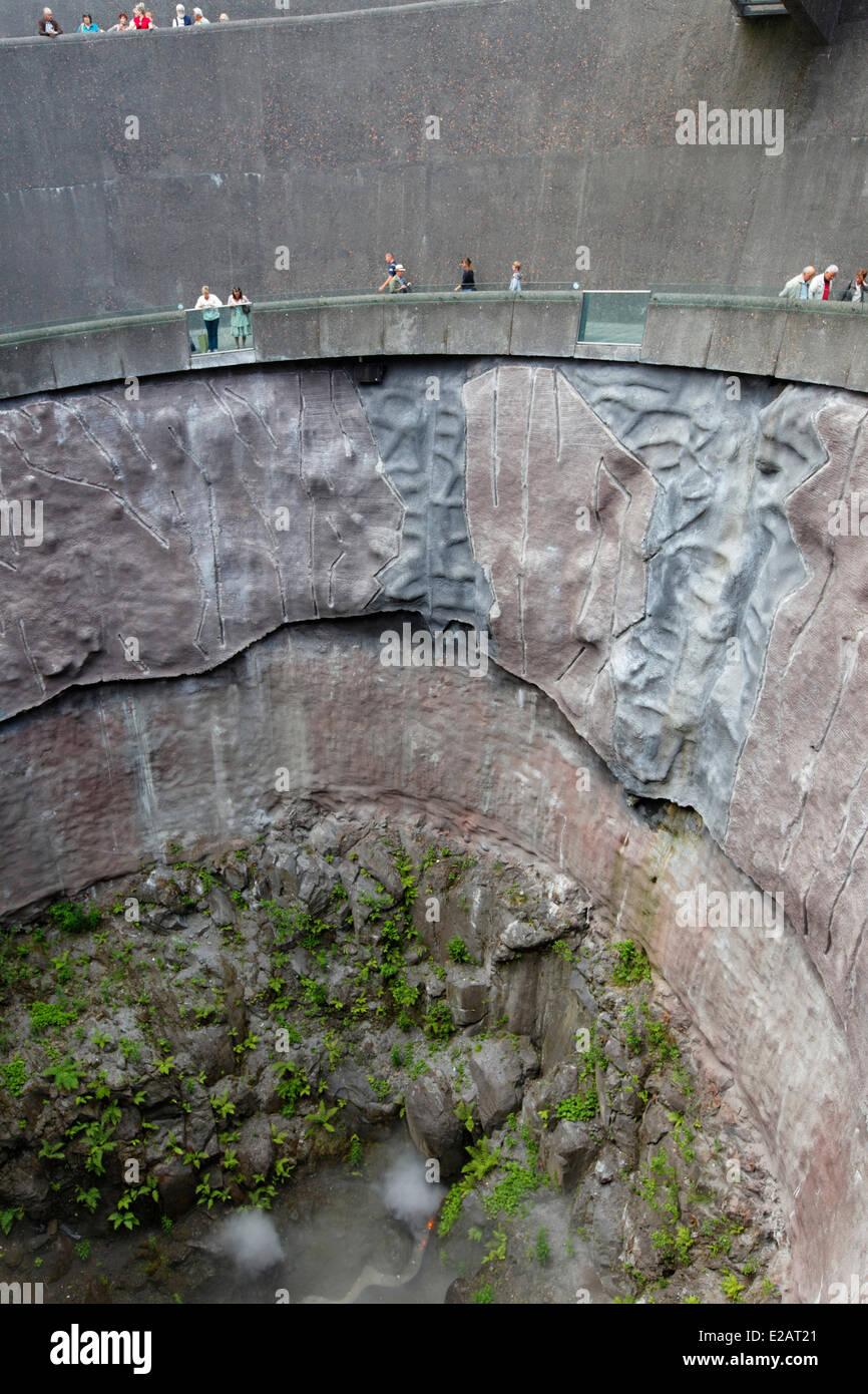 France, Puy de Dome, Parc Naturel Régional des Volcans d'Auvergne (parc naturel régional des Volcans Photo Stock