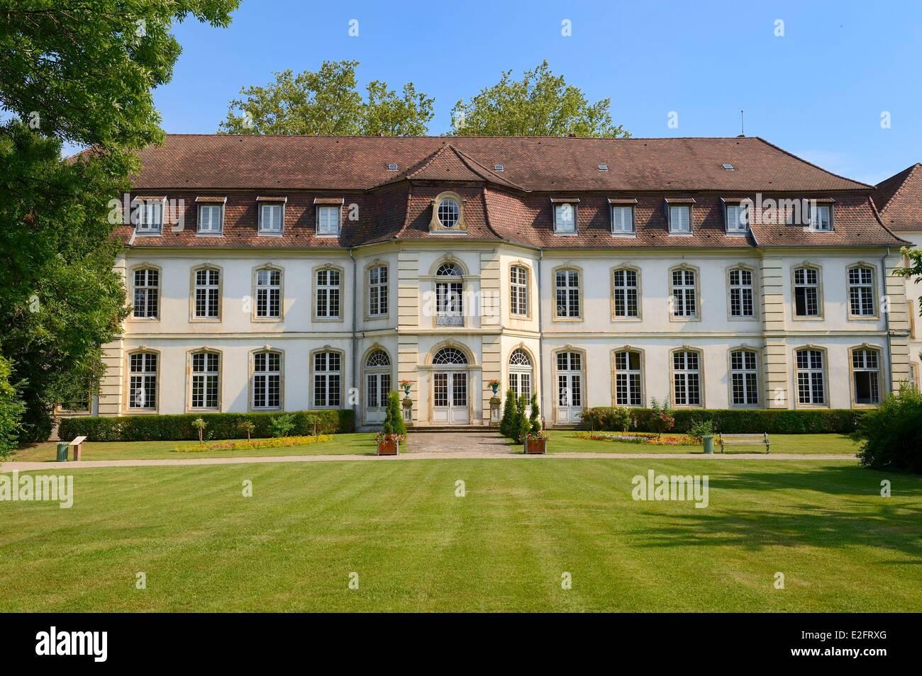 France Haut Rhin Mulhouse Rixheim Musee Du Papier Peint De L Hotel