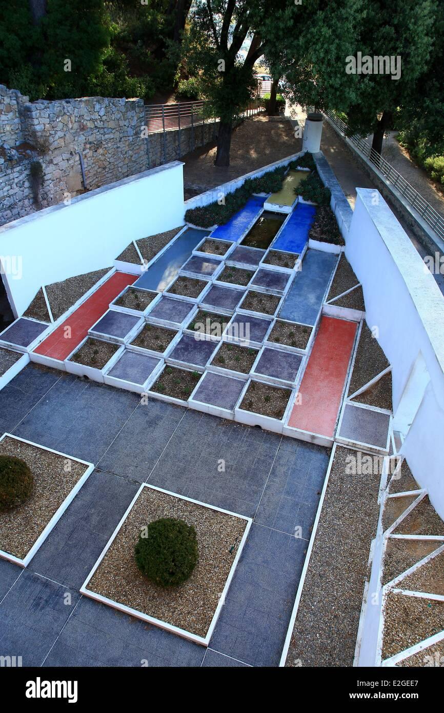 France Var Hyeres Villa Noailles architecte Robert Mallet Stevens ...