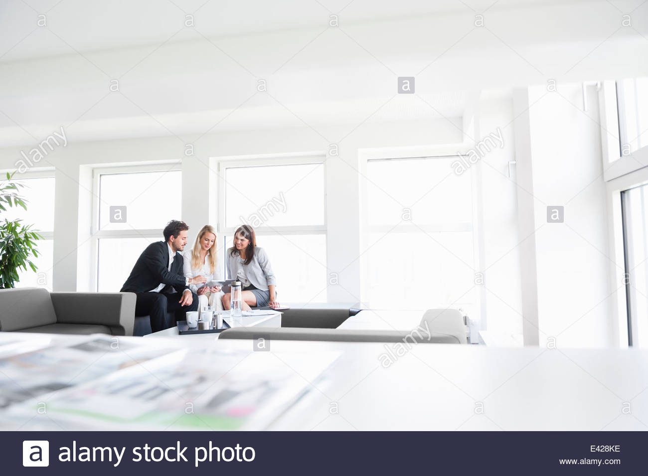 Business Office Photo Stock
