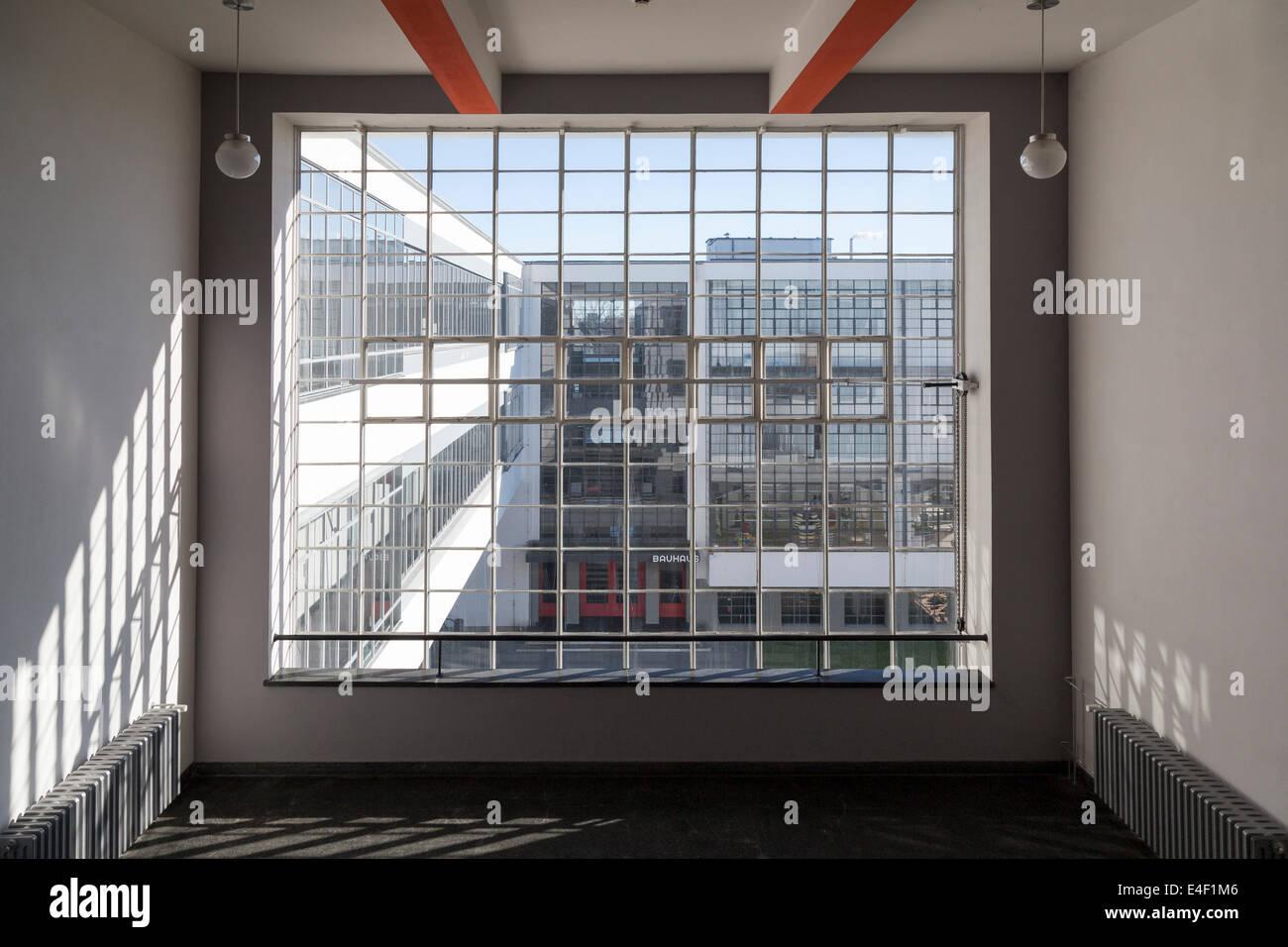 Impressions de l\'intérieur le Staatliches Bauhaus, ancienne demeure ...