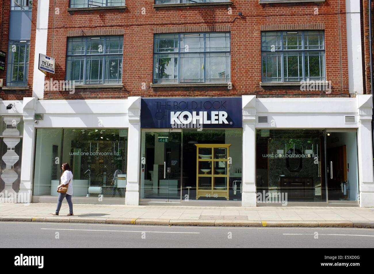 Salle De Bain Optimisee ~ Kohler Photos Kohler Images Alamy