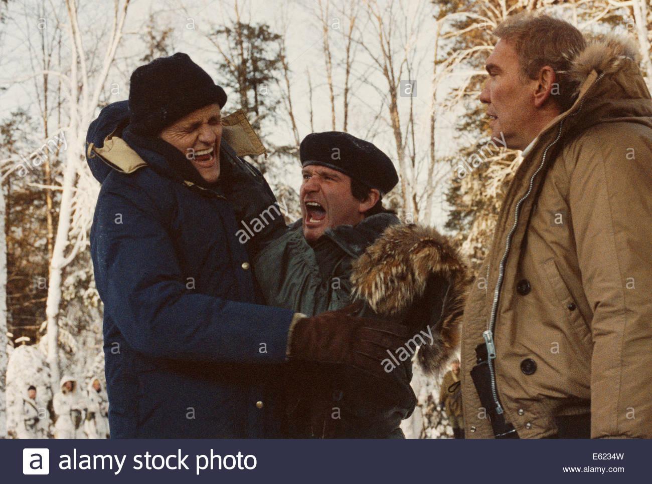 Les survivants (1983) - Avec la permission de Granamour Weems Collection. Usage éditorial uniquement. Licencié Photo Stock