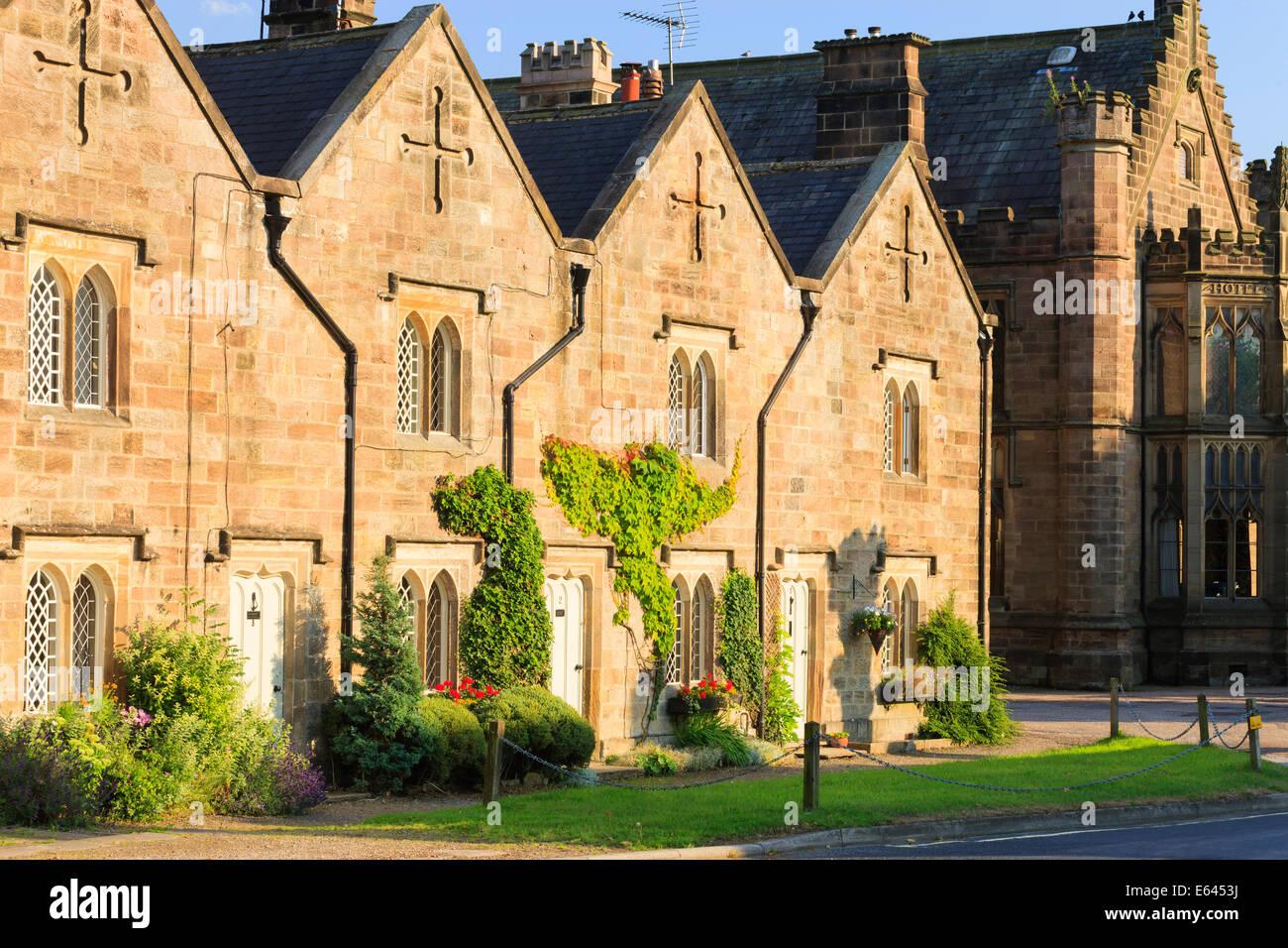 Ripley Harrogate North Yorkshire Angleterre Photo Stock