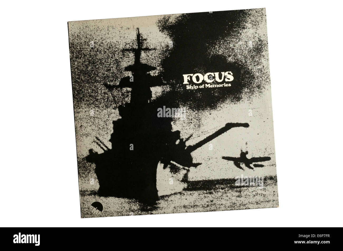 Souvenirs de navire était le 6ème album studio du groupe de rock progressif néerlandais Focus. Il Photo Stock