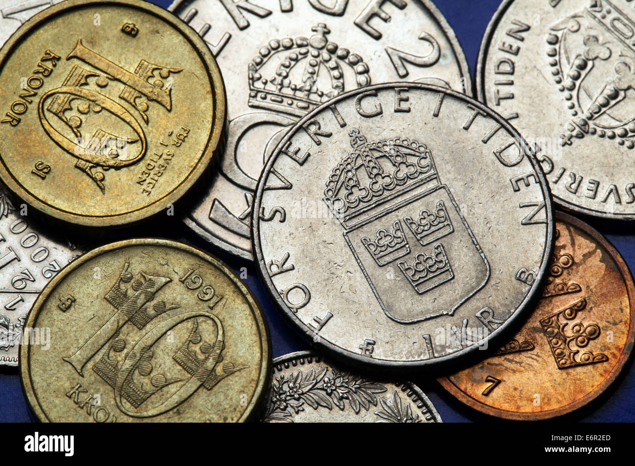 Swedish Coin Photos Swedish Coin Images Alamy