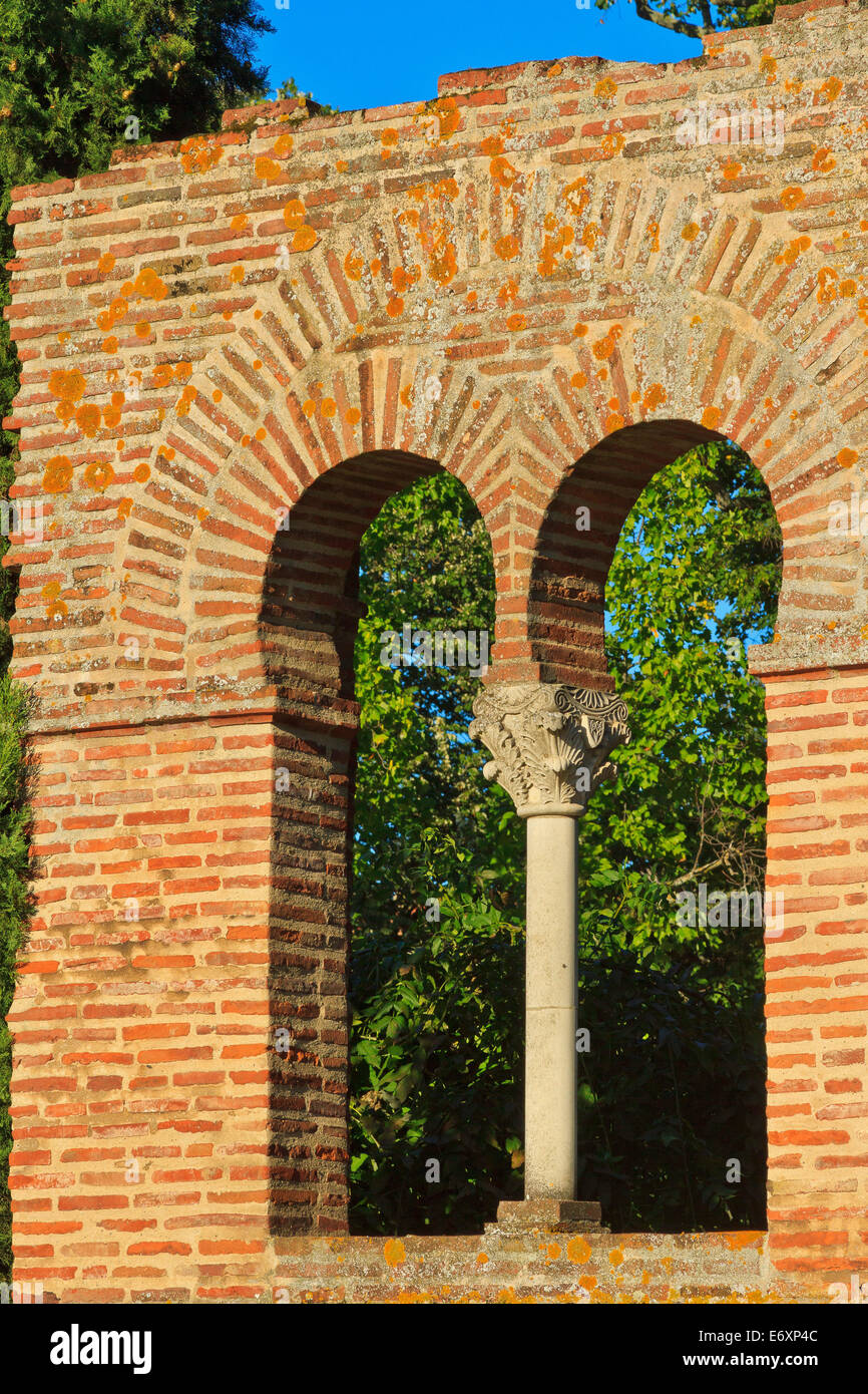 France, Toulouse, Jardin des Plantes Banque D\'Images, Photo ...