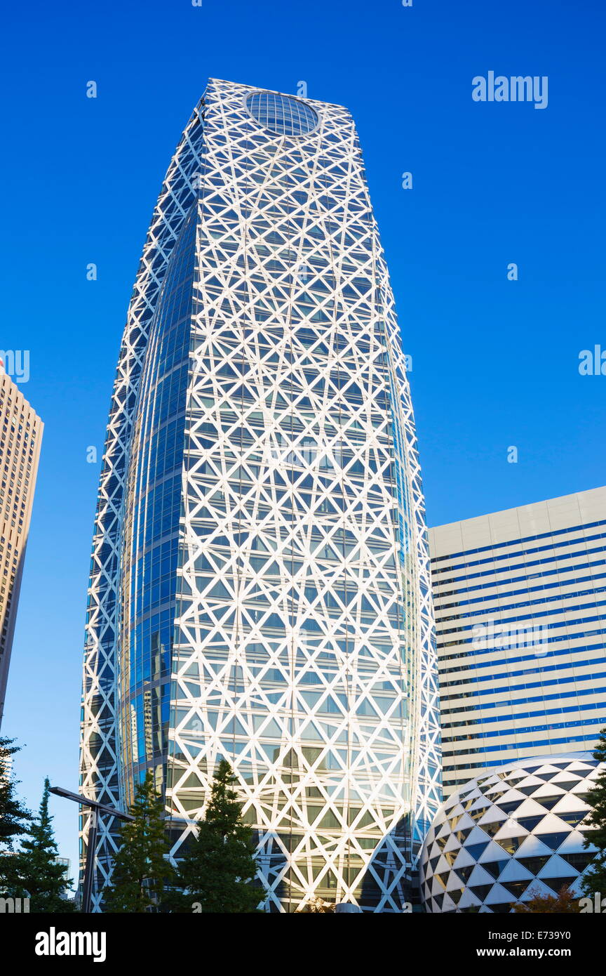 Mode Gakuen building, Shinjuku, Tokyo, Honshu, Japon, Asie Photo Stock