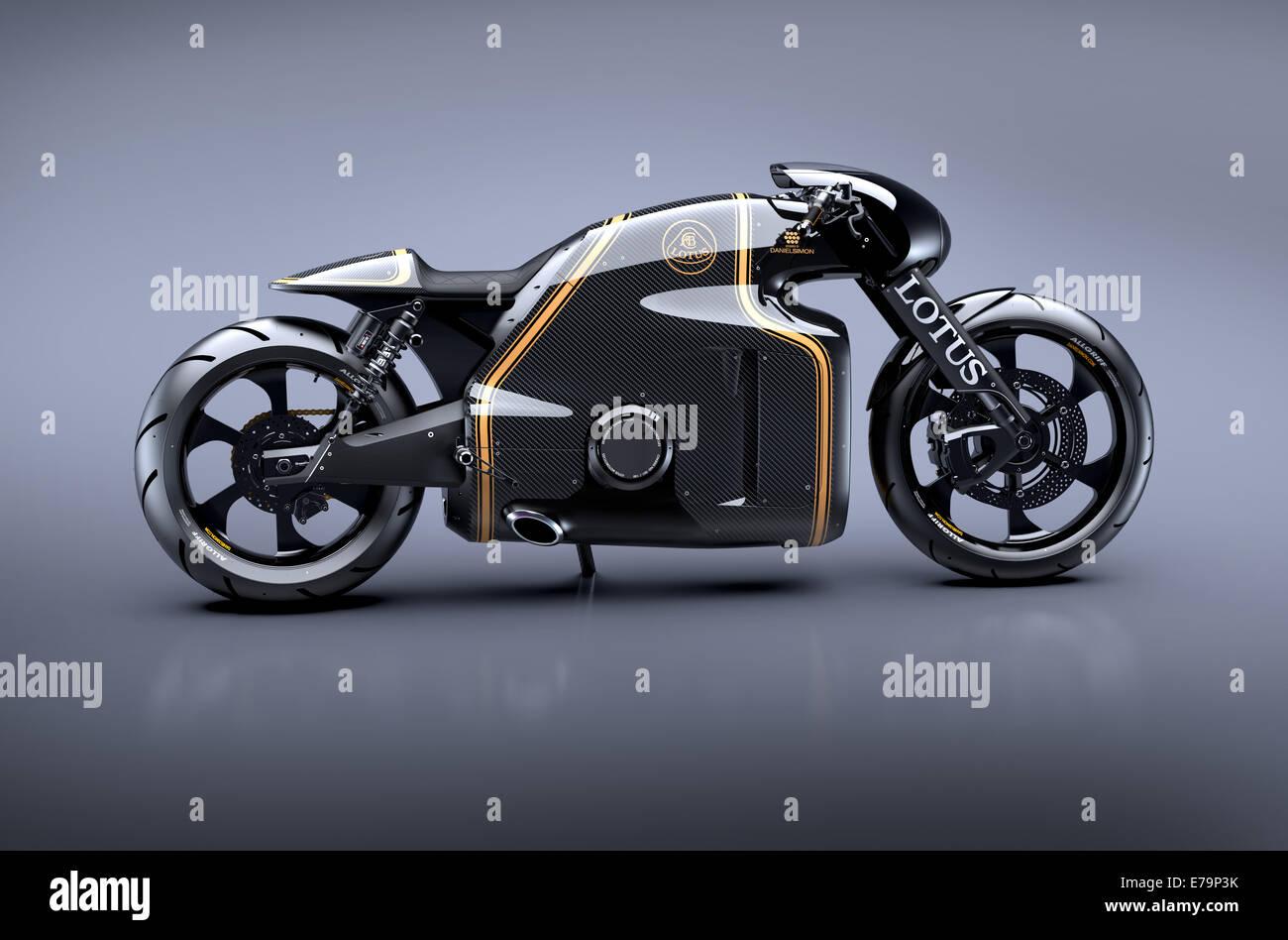 De quoi est composé une moto