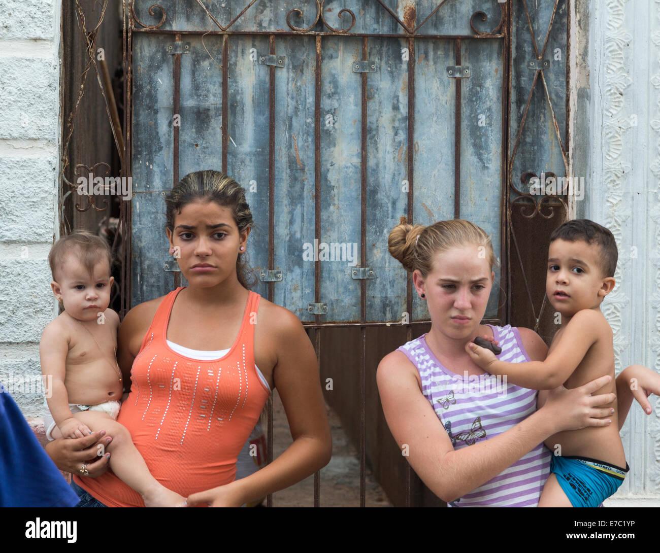 Trinidad sexe de l'adolescence