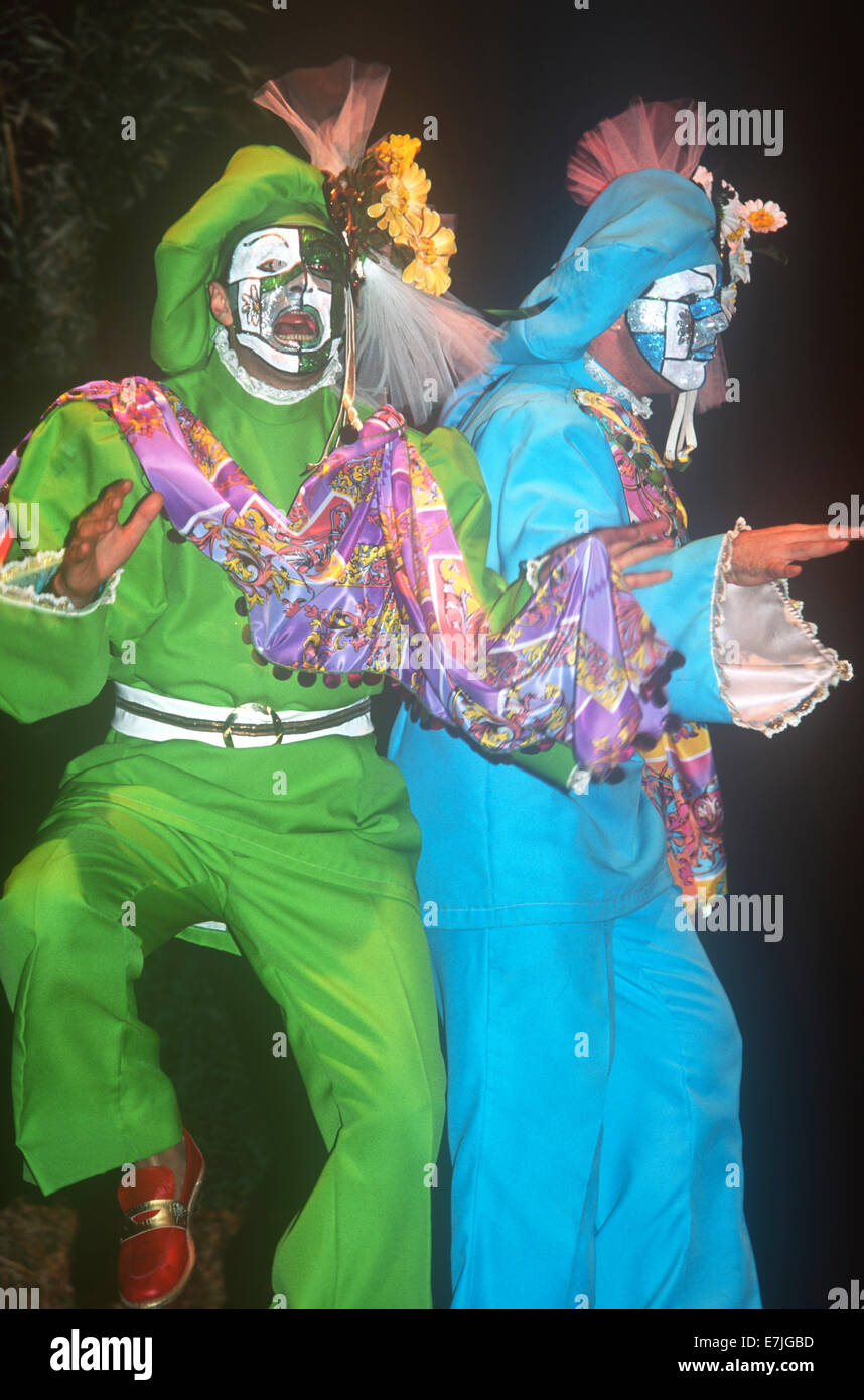 Carnaval, Montevideo, Uruguay.. Photo Stock