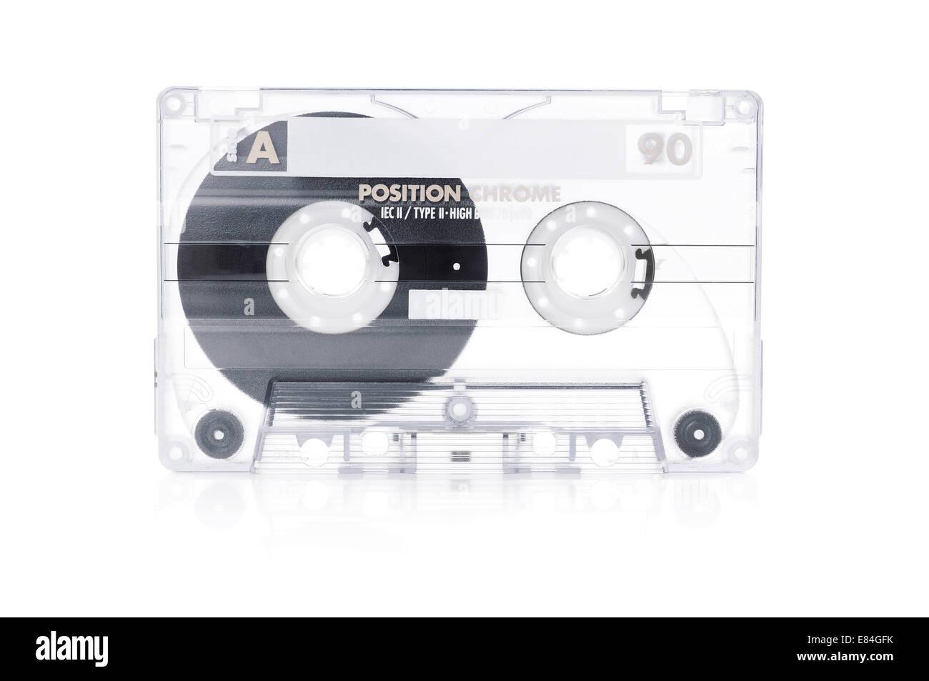 tape cassette photos tape cassette images alamy. Black Bedroom Furniture Sets. Home Design Ideas