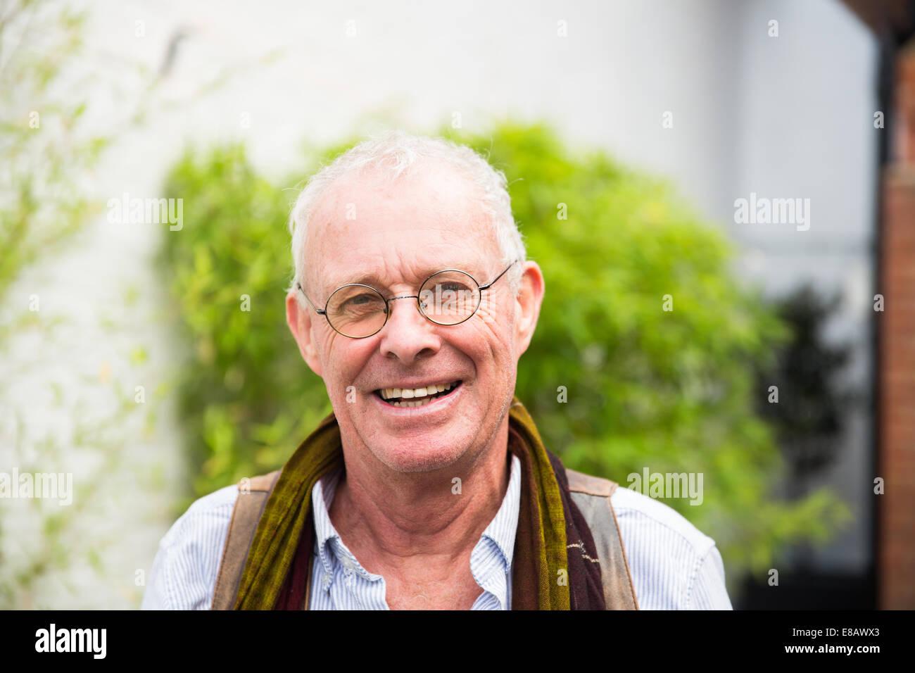 Chris Stewart est le batteur d'origine pour Genesis Photo Stock