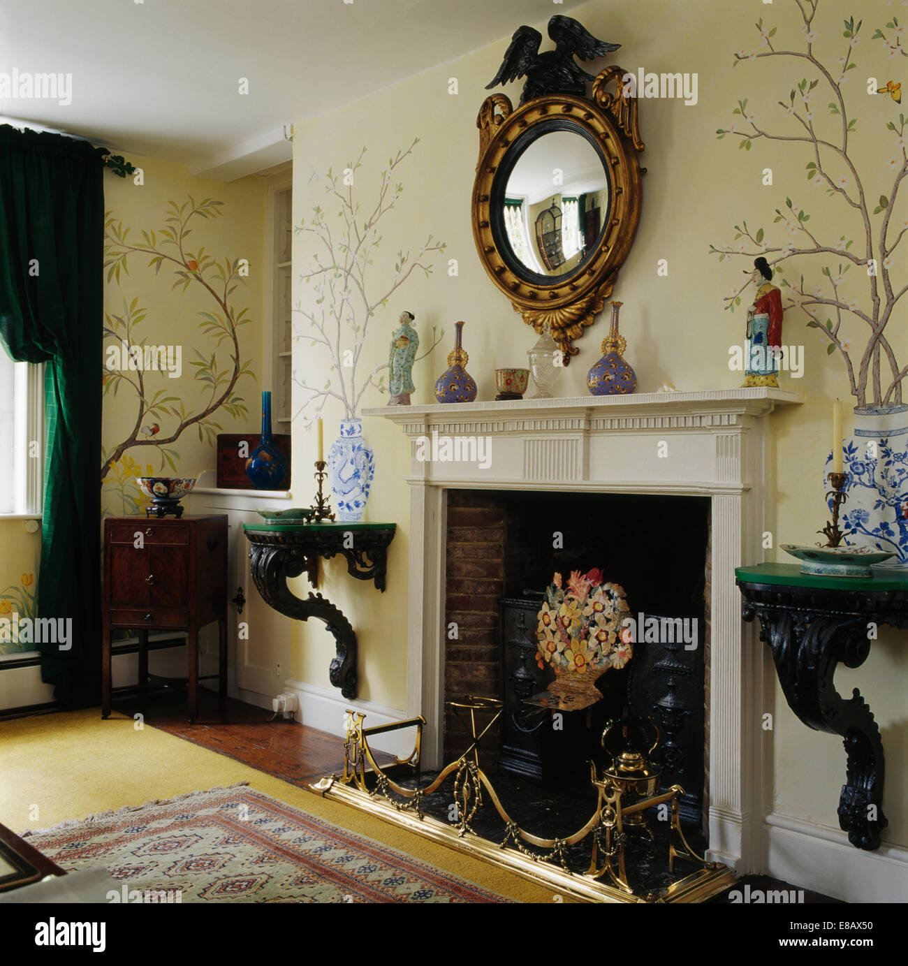 rococo mirror photos rococo mirror images alamy. Black Bedroom Furniture Sets. Home Design Ideas
