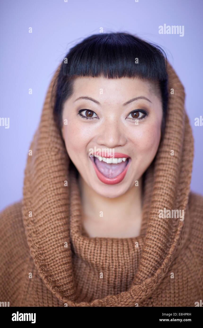 Coupe cheveux court femme asiatique