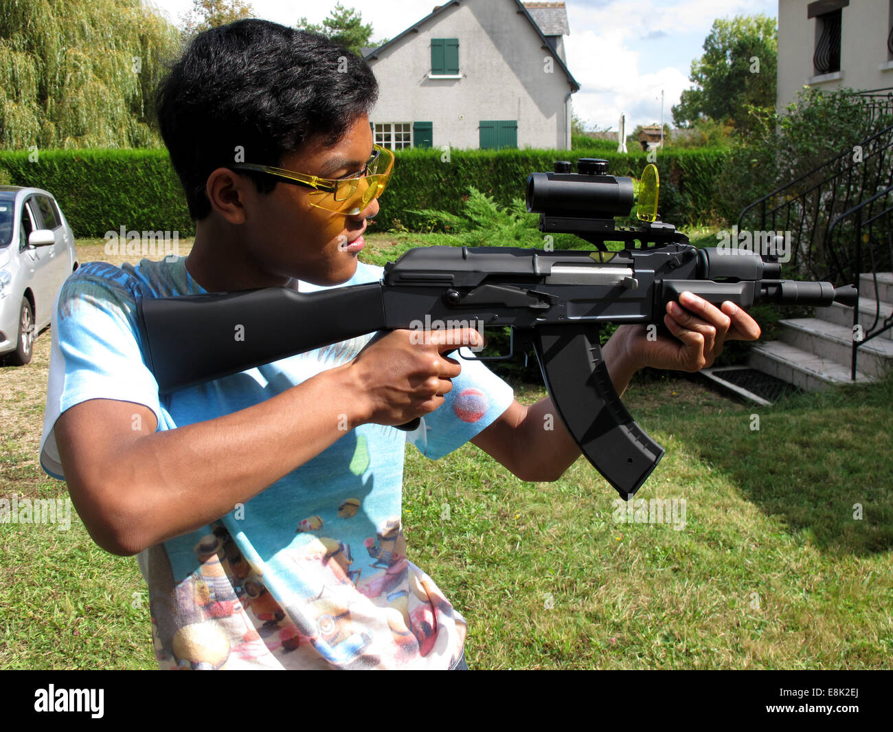 Airsoft 16 ans