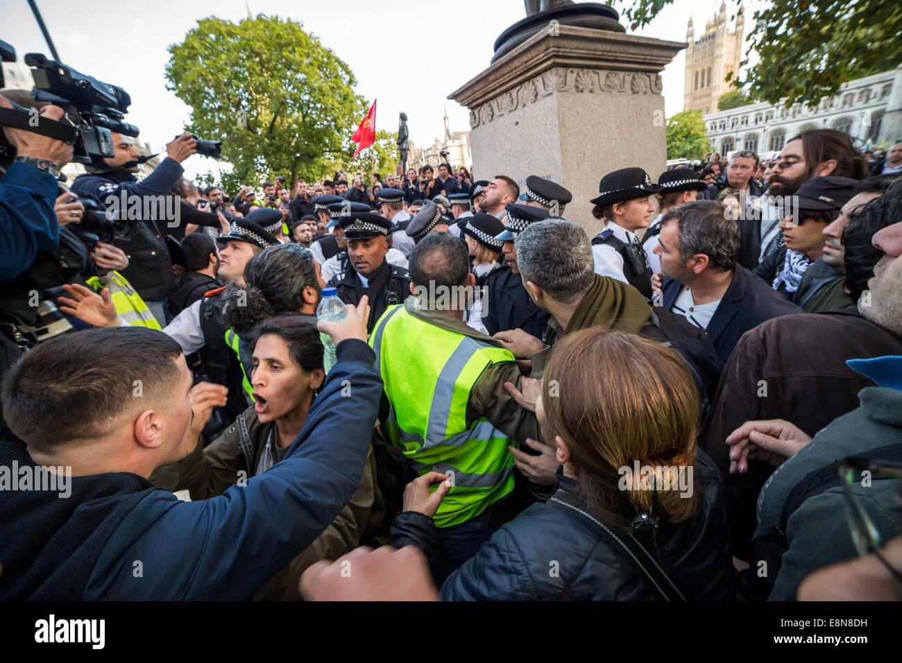 rencontres police Royaume-Uni