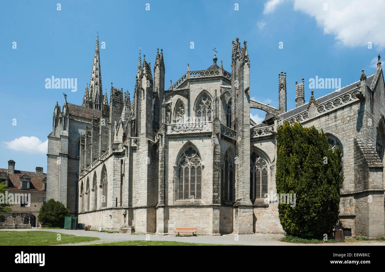 """Résultat de recherche d'images pour """"cathédrale saint corentin quimper"""""""