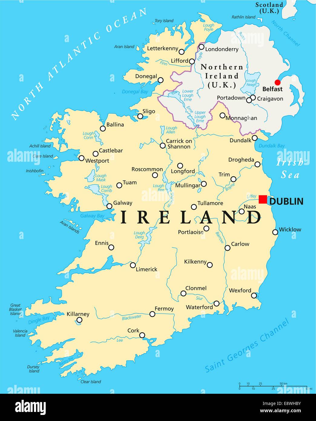 dublin capitale d irlande