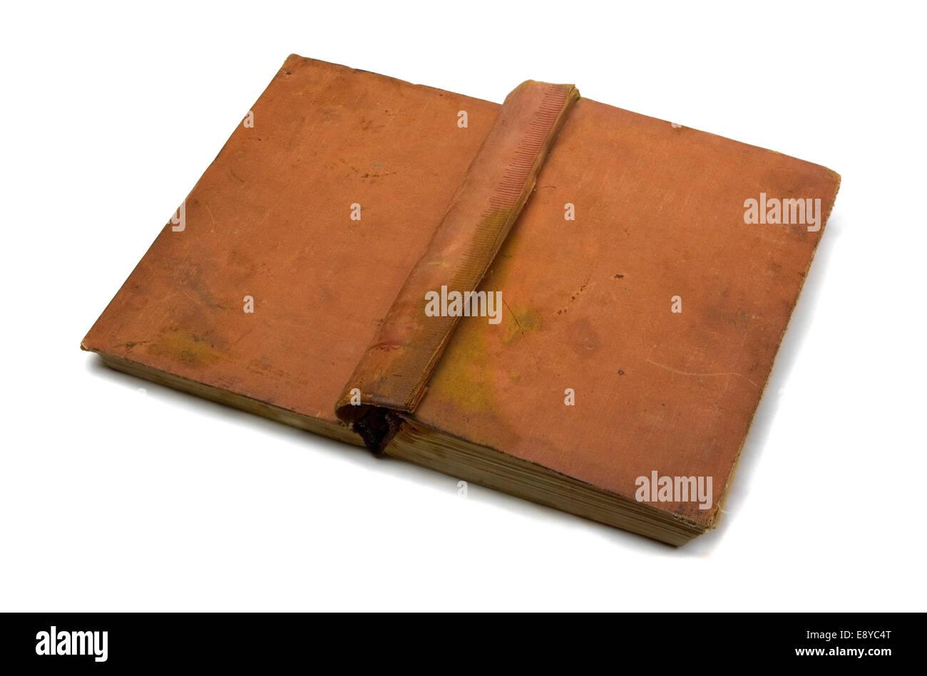 Livre Ancien Ouvert Banque D Images Photo Stock 74360968