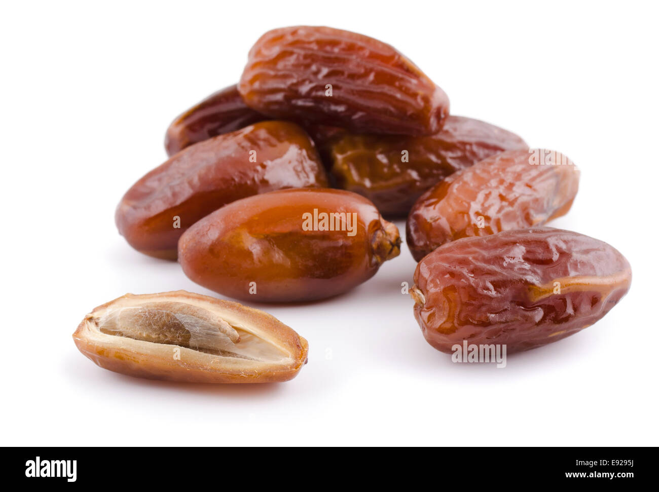 Fruit de la date Banque D'Images