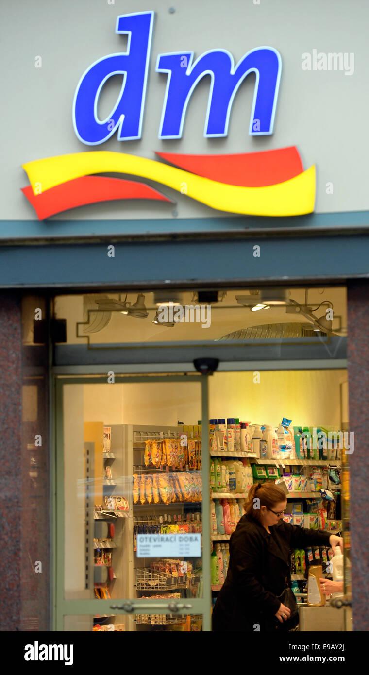Pharmacie dm Drogerie Markt de la chaîne a augmenté ses ventes en  République tchèque de 4 a8130e892c85
