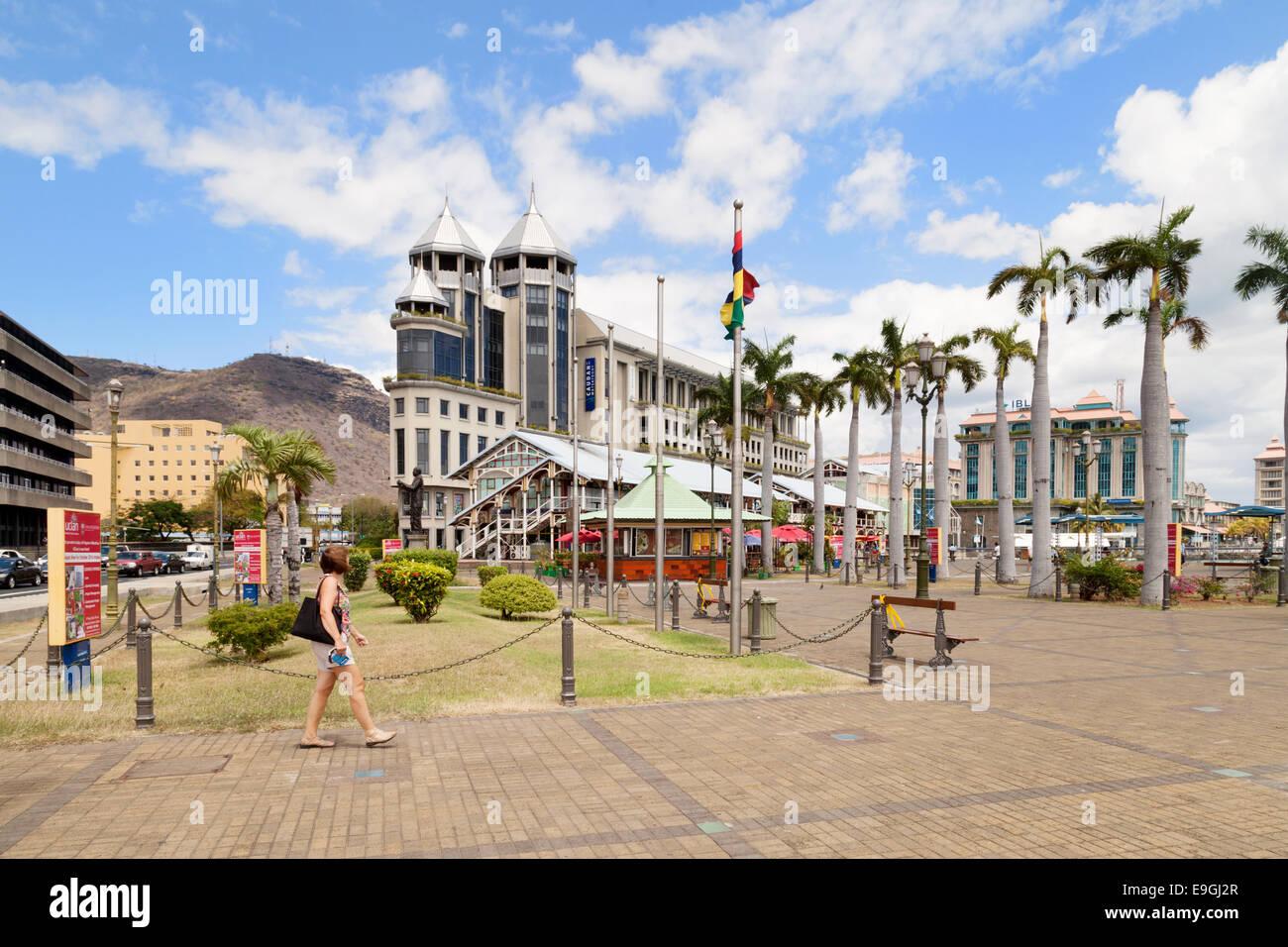 Port louis mauritius photos port louis mauritius images alamy - Restaurant port louis ile maurice ...