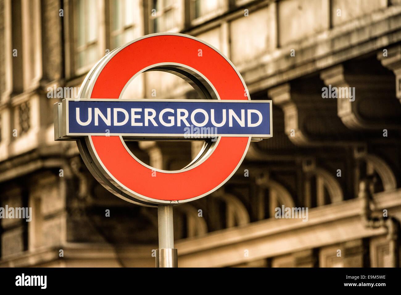 Underground Logo Photos Underground Logo Images Alamy