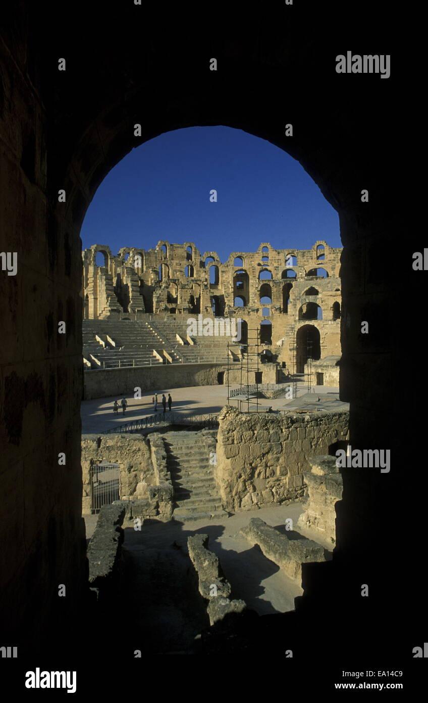 Tunisie Photo Stock