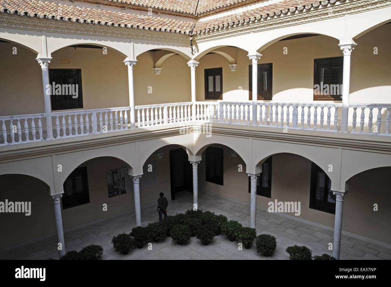 Spanischer Innenhof spanischer innenhof photos spanischer innenhof images alamy