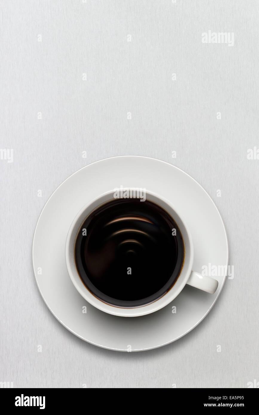 Café Wi-Fi. Photo Stock