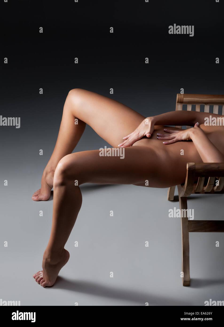 Beau Corps De Femme Nu Photo Stock Alamy
