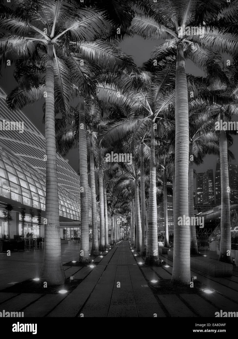 Marina Mall Photo Stock