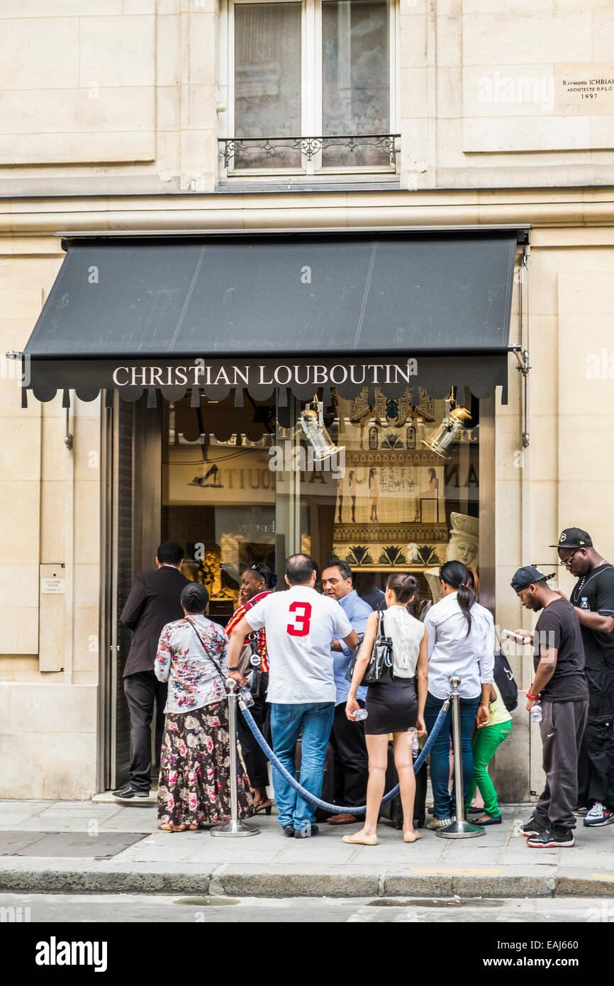 boutique louboutin sud france