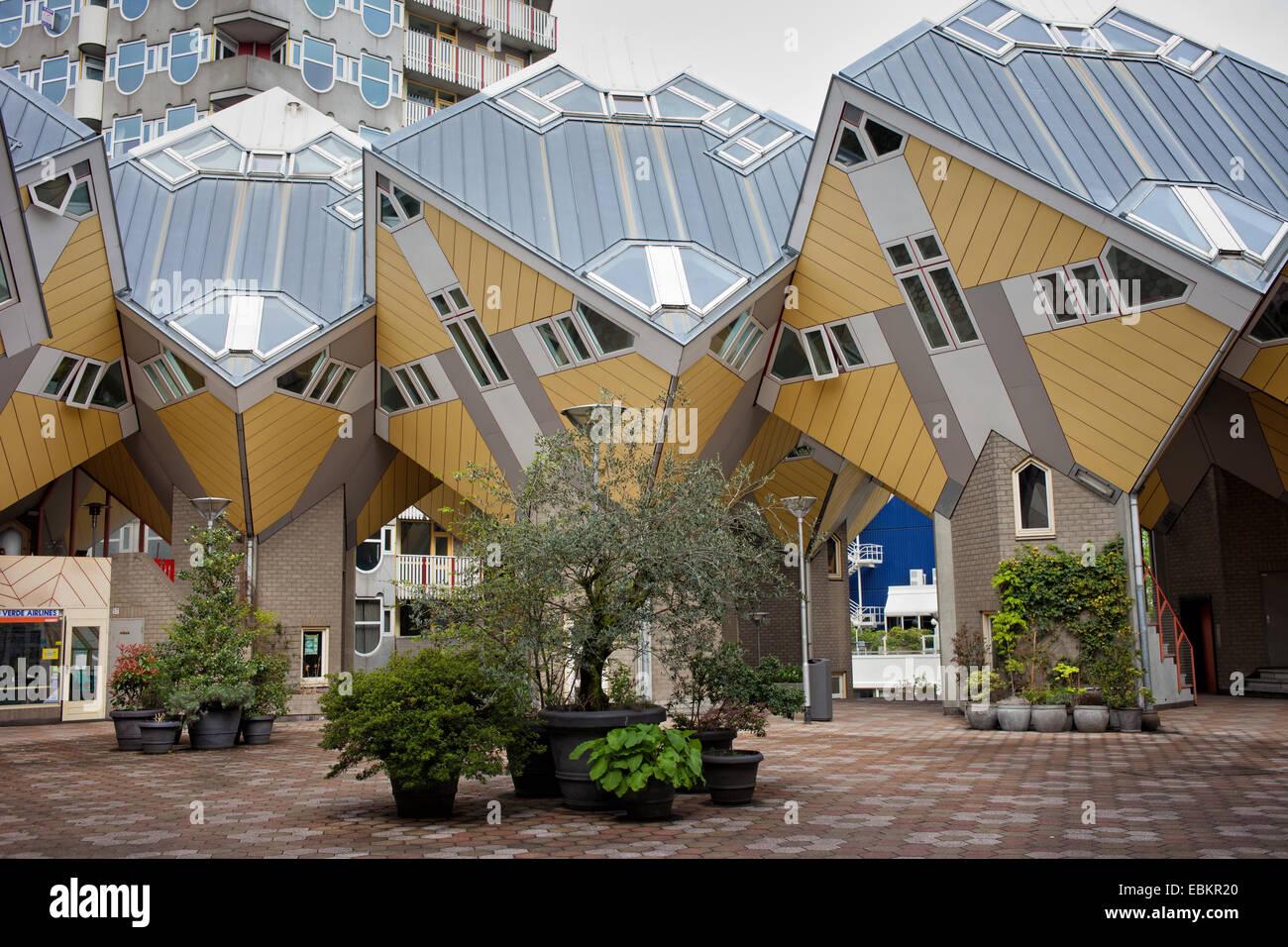maison cubique hollande