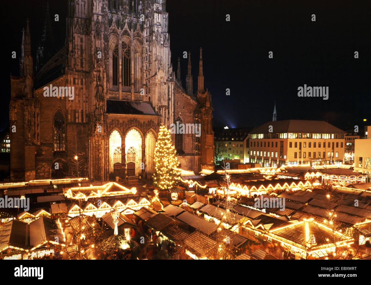 Ulm Weihnachtsmarkt.Ulmer Weihnachtsmarkt Photos Ulmer Weihnachtsmarkt Images Alamy