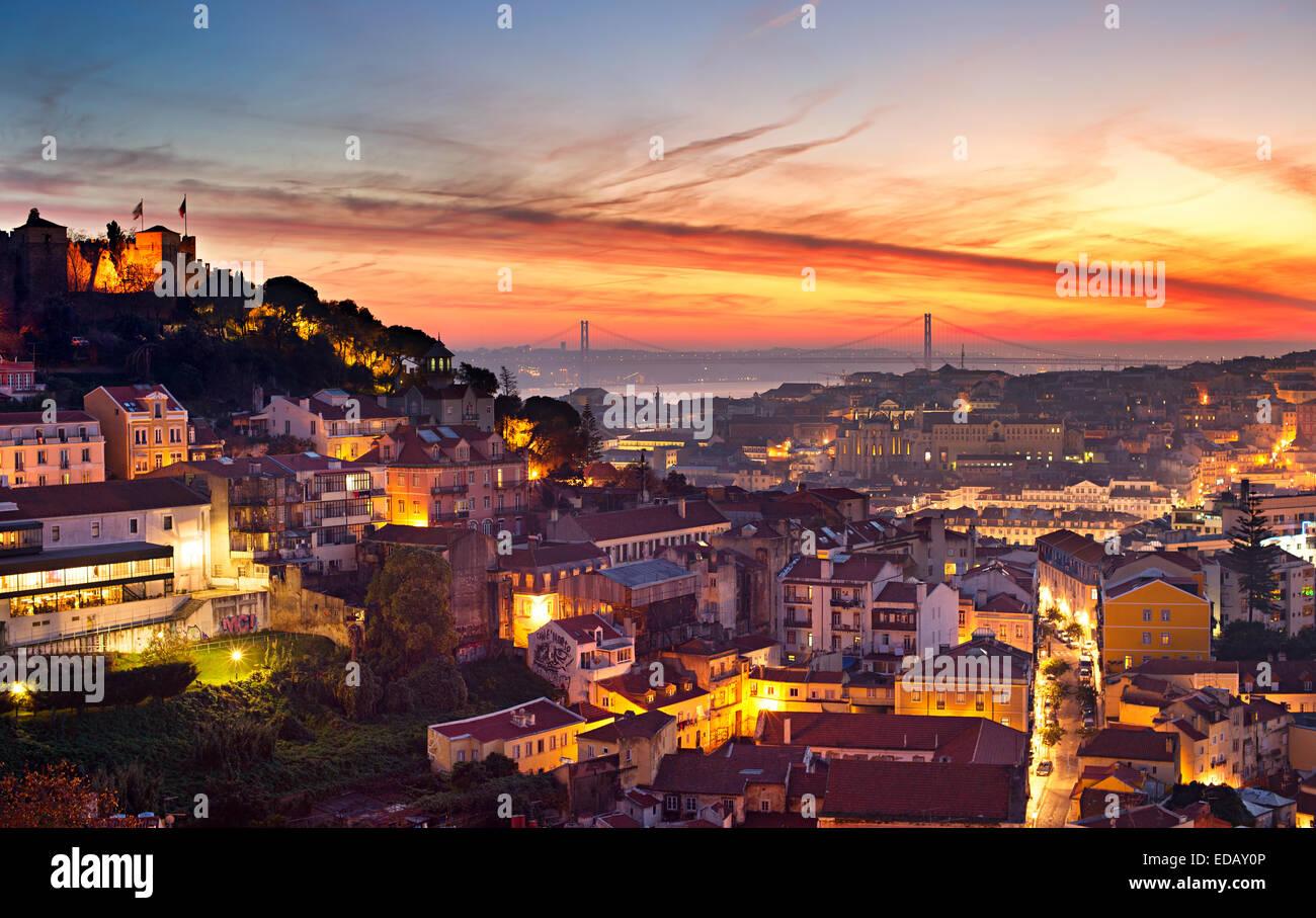 Lisbonne paysage