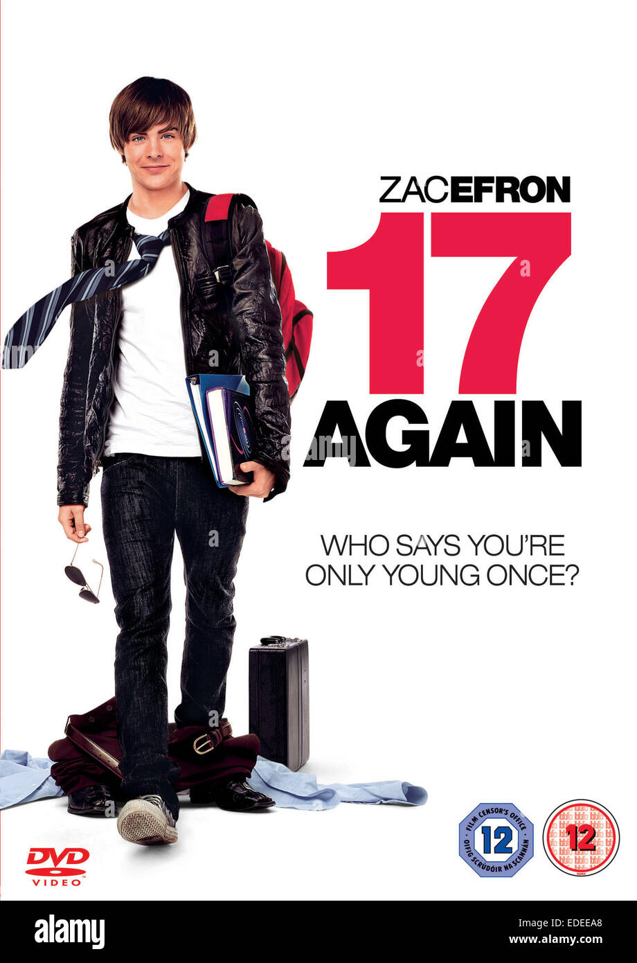 17 nouveau (2009) Zac Efron burr steers (dir) collection moviestore ltd Photo Stock